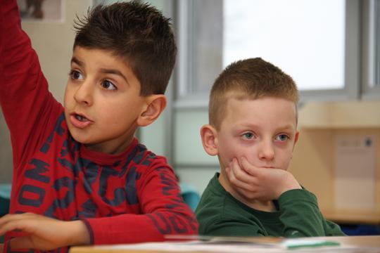 Fotoreportage Montessorischool Leeuwarden 3